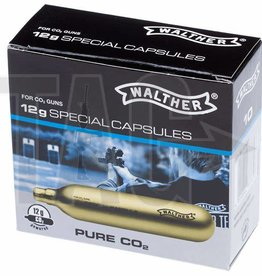 Walther Co2 Capsules 12g 10pcs