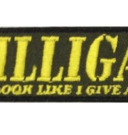 TAG-GEAR DILLIGAF Patch