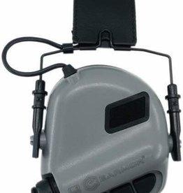 OPSMEN Earmor M32-MOD3 Grey Professional Electronic Earmuff TAN Grey