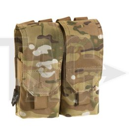 Invader Gear Double Rifle Mag Pouch Multicam