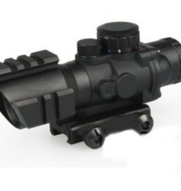 TAG-GEAR 4x32 dual ill. Tactical compact scope optic sight