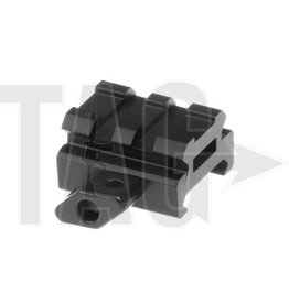 Leapers Low Profile 2-Slot Twist Lock Riser Mount
