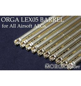 Orga 05LEX 6.05mm AEG Barrel (375mm)