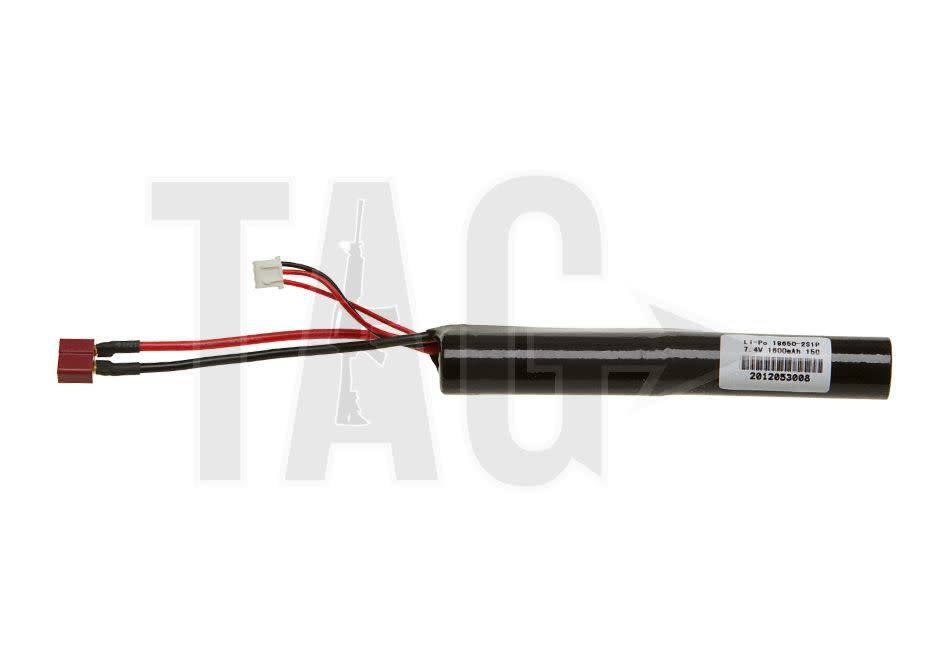 Pirate Arms Lipo 7.4V 1600mAh 15C Stick Type dean connector t-plug