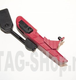 TAG-GEAR IPSC/ IAPS CR-speed Holster WSMII model Rood