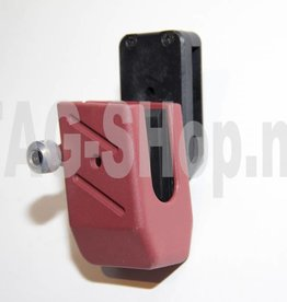 TAG-GEAR ISPC mag holder pouch Rood