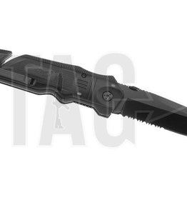 Walther Rescue Knife Black
