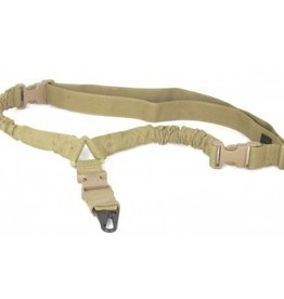 WE WE Airsoft Europe Nuprol Single Point Sling - Tan