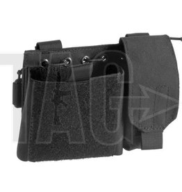 Invader Gear Admin Pouch Black