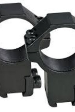 Leapers 30mm Mount Rings High