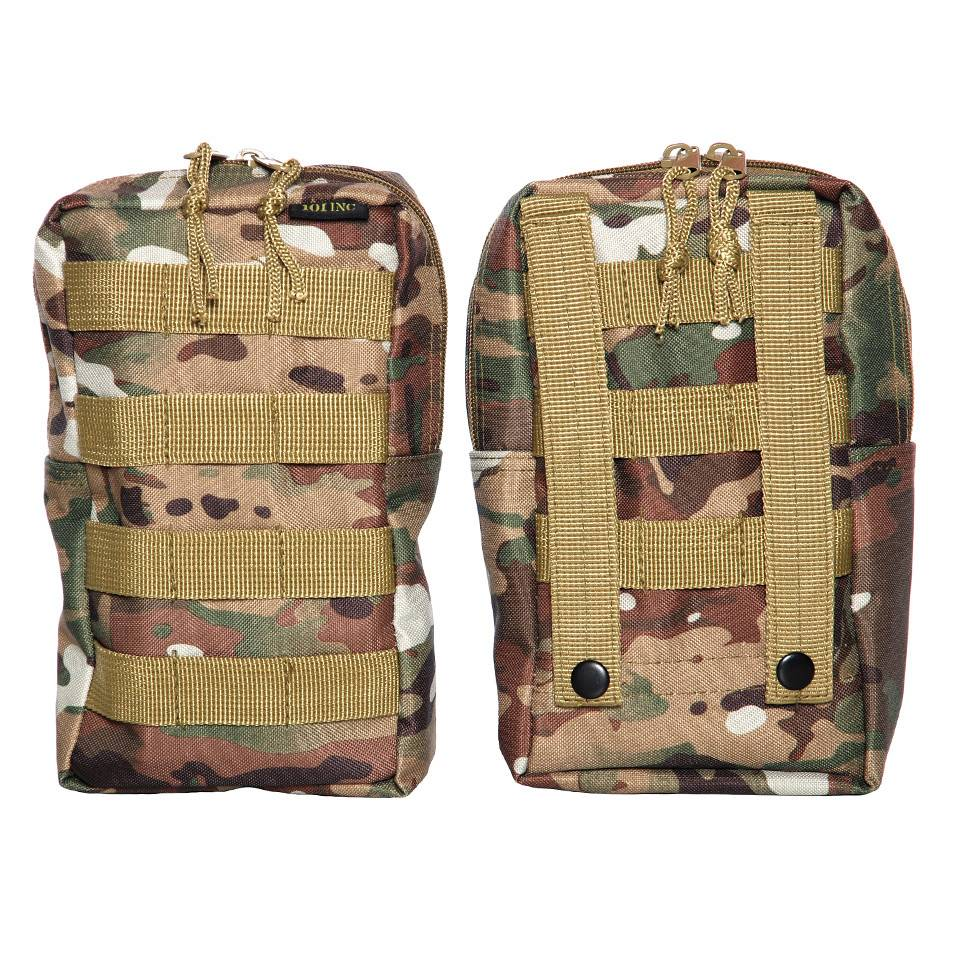 MOLLE POUCH UPRIGHT