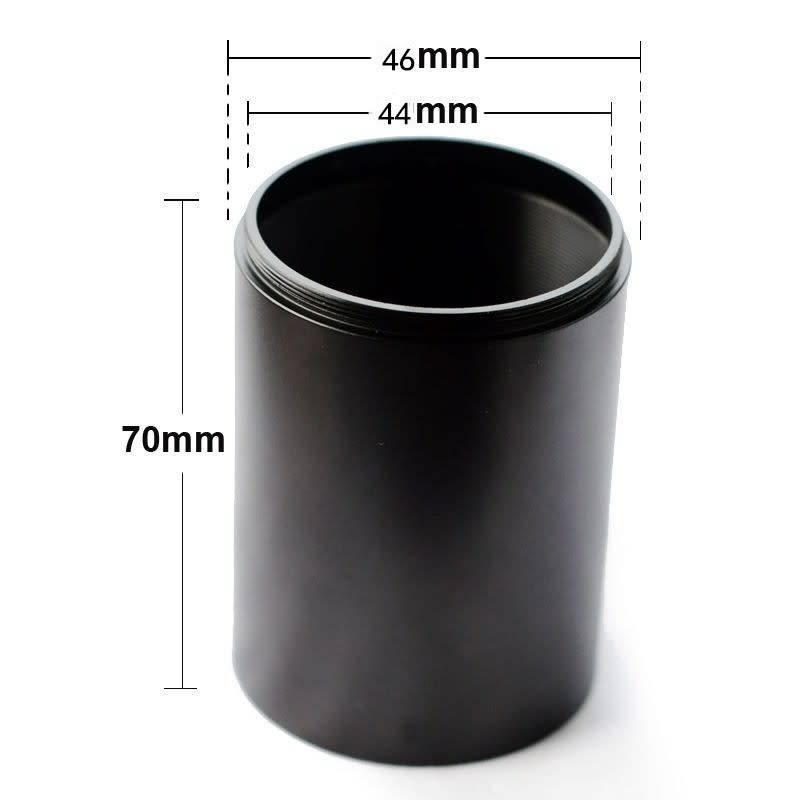 Camaleon Metalen Tactical Zonnescherm Buis voor richtkijker met 40mm