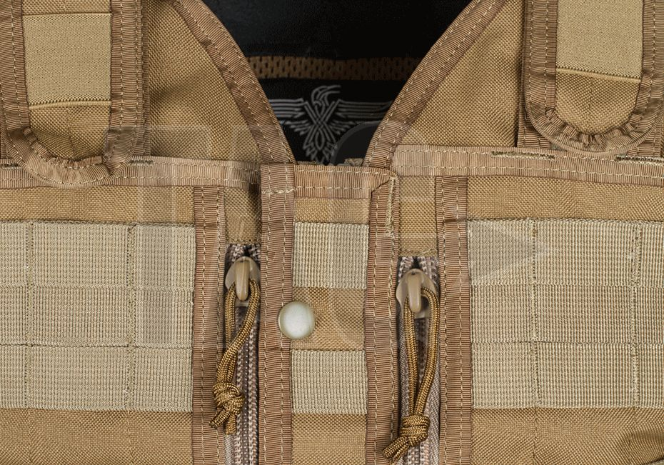 Invader Gear MMV Vest Coyote Brown