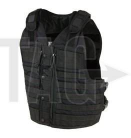 Invader Gear MMV Vest OD, Black of Coyote Brown