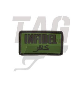 Infidel Rubber Patch Forest