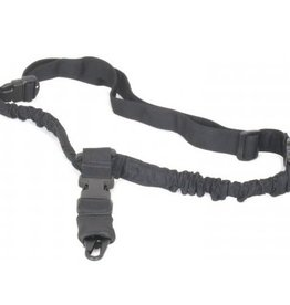 Shadow Elite WE Airsoft Europe Nuprol Single Point Sling - Black
