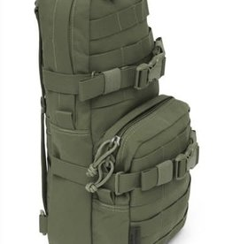 Warrior Assault Systeem Elite Ops MOLLE Cargo Pack with Hydration (WATER) Pocket/Compartment (OD)