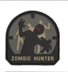 3D PVC Zombie Hunter ACU-A