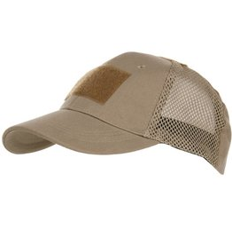 Baseball cap Mesh tactical Coyote
