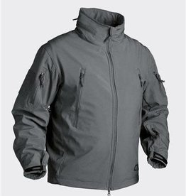 Helikon-Tex GUNFIGHTER Jacket GREY - Shark Skin Windblocker