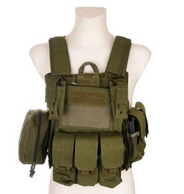 GFC Tactical Copy of CIRAS Maritime type vest - TAN