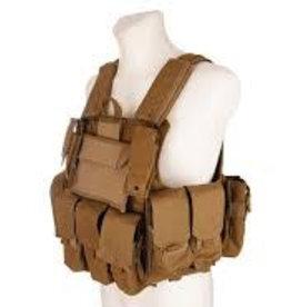 GFC Tactical CIRAS Maritime type vest - TAN