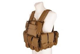 GFC Tactical CIRAS Maritime type vest - TAN