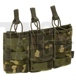 Invader Gear 5.56 Triple Direct Action Mag Pouch Multicam tropic