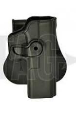 IMI Defense Glock 17/22/28/31 Holster Black, OD of tan