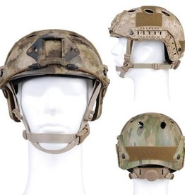 Mich fast helm camo AIRSOFT