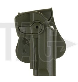 IMI Defense Beretta 92 / 96 Holster Black of OD