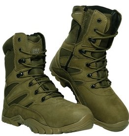 101 inc Pr. tactical boots Recon green