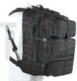 Invader Gear Mod 3 Day Backpack OD, Black en Coyote Brown