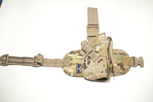 Shadow Strategic Dropleg Holster ATP ( multicam)Invader gear