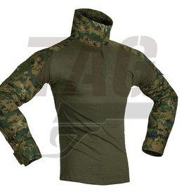 Invader Gear COMBAT SHIRT Marpat Digital Woodland Revenger TDU