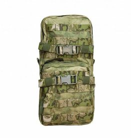Warrior Assault Systeem Elite Ops MOLLE Cargo Pack with Hydration (WATER) Pocket/Compartment (A-TACS FG))