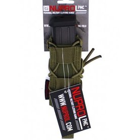 WE NUPROL PMC Pistol Open Top Pouch  OD