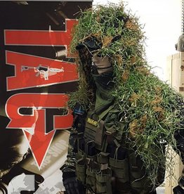 Light Ghillie Suit Woodland
