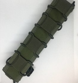 Camaleon Extended mag pouch ump/p90/kriss vector pouch OD