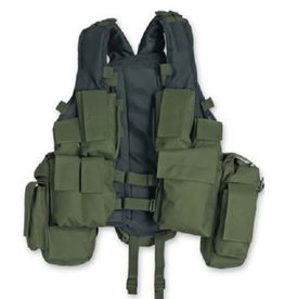 Fosco Copy of tactical vest Black