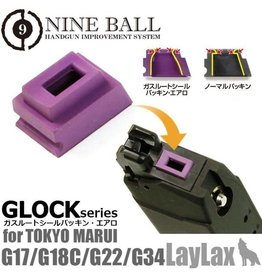 Laylax Nineball TM17 Gas Route Packing Aero