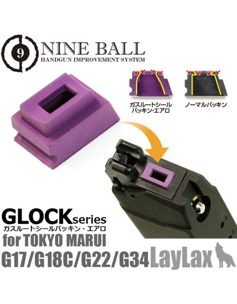 Laylax Nineball TM17 Gas Route Packing Aero