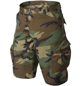 Helikon-Tex BDU SHORTS - COTTON RIPSTOP Woodland