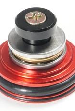 maxx CNC Aluminum Double O-Ring Ball Bearing AEG Piston Head
