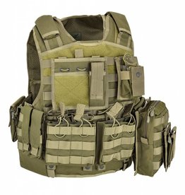 Defcon5 Defcon5 BODY ARMOR CARRIER SET OD BAV06