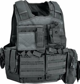 Defcon5 BODY ARMOR CARRIER SET Black BAV06