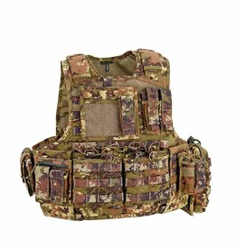 Defcon5 Copy of BODY ARMOR CARRIER SET Multi-camo BAV6
