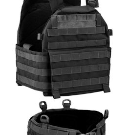 Defcon5 Defcon5 VEST CARRIER With Belt Black  BAV13