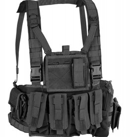 Defcon5 Copy of MOLLE RECON CHEST RIG Coyote brown RC901