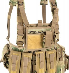 Defcon5 Copy of MOLLE RECON CHEST RIG Multiland RC901